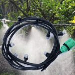 mainimage1Water-Misting-Cooling-System-Mist-Sprinkler-Nozzle-Outdoor-Garden-Patio-Greenhouse-Plants-Spray-Hose-Watering-Kit