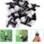 mainimage3Water-Misting-Cooling-System-Mist-Sprinkler-Nozzle-Outdoor-Garden-Patio-Greenhouse-Plants-Spray-Hose-Watering-Kit