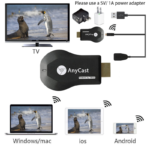 AnyCast M9 Plus USB Wi-Fi HDMI receiver for TV (2)