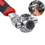 Yalku Adjustable Wrench 48 in 1 Tiger Wrench Tool Universal Wrench Works with Universial Furn