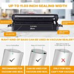 mainimage1YAJIAO-Upgraded-Version-Vacuum-Food-Sealer-220V-110V-Automatic-Household-Food-Vacuum-Sealer-Packaging-Machine-with (1)