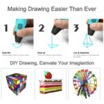 mainimage1DEWANG-3D-Pen-for-Children-3D-Drawing-Printing-Pen-with-LCD-Screen-Compatible-PLA-ABS-Filament
