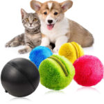 mainimage32-Set-Magic-Roller-Ball-Toy-Dog-Cat-Automatic-Roller-Toys-Ball-With-2-Rolling-Ball